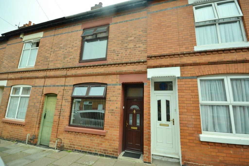 3 Bedrooms Property for sale in Chepstow Road, Leicester